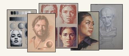 Image de la catégorie Pastel sec : Dessiner et peindre au pastel