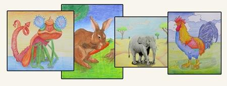 Image de la catégorie Cours de dessin pour enfants et adolescents