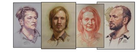 Image de la catégorie Atelier de portrait